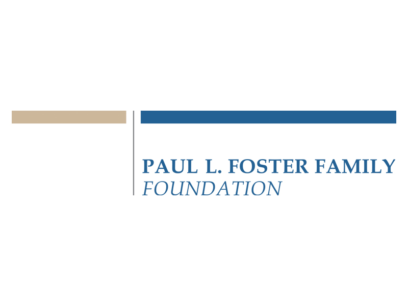 The Paul L. Foster Family Foundation